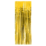 Decoracion Puerta Sunshine Yellow Door Curtain 91cm x 2.43m