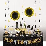 Kit decoracion Deluxe Bubbly Bar