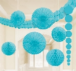 Kit Decoracion Caribbean Blue Room Kit Decorations