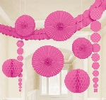 DECO KIT DOT Rosa Chicle