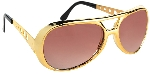 Gafas Fun Shades Vegas Gold Tinted