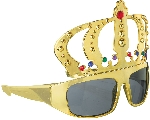 Gafas Fun Shades King Gold Tinted
