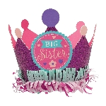 CROWN Papel brillante BIG SISTER