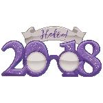 GLASSES GLITTER 2018 NY PRPL