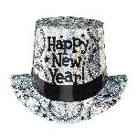 TOPGorro PRISM SILVER NEW YEAR S