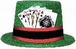 brillante TOP Gorro WITH CARDS