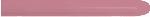 GLOBO LATEX FASHION SLD ROSA PALO 5cm x 150cm
