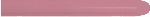 GLOBO LATEX FASHION SLD ROSA PALO 5cmX150cm