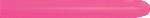 GLOBO LATEX NEON FUCSIA 5cmX150cm