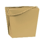 Caja Gold Quart Pail 11cm h