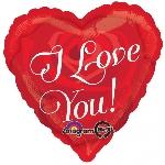"""18""""/45cm I LOVE YOU HEART (EMPAQUETADOS)"""