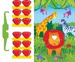 Juegos Jungle Animals Party Games