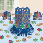 TABLE DEC KIT HANUKKAH