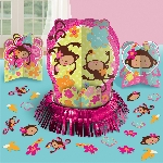 3 Table Kit Decoracion Monkey Love