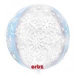 """ORBZ: COPO NIEVE 15""""/38cm x 16""""/40cm (EMPAQUETADOS)"""