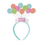 Diadema Birthday Balloons 31cm x 12cm