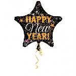 """18""""/45cm HAPPY NEW YEAR (EMPAQUETADOS)"""