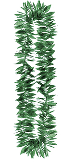 COLLAR GREEN LEAF