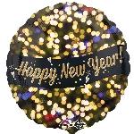 18'/45cm HAPPY NEW YEAR CELEBRATIONS (En Stock)