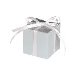 Caja Silver Treat 6.3cm x 6.3cm x 6.3cm