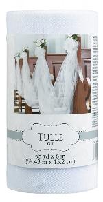 Tull Spool White 59.4m x 15cm