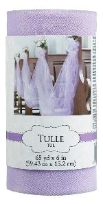 Tull Spool Lilac 59.4m x 15cm