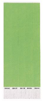 Pulsera Papel - LIME BAG 250 CT