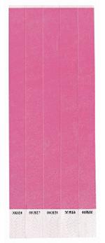 Pulsera Papel - Rosa BAG 250 CT