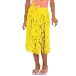 GRASS SKIRT CHILD NEON