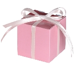 Cajas Light Pink Mega Pack Favour Boxes 0