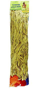 Falda GRASS con FLWRS ADLT