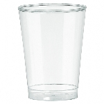 Vaso grande 296ml 100ct plas:clear