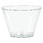 Vasos 148ml 100ct plas:clear