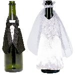 Acc Decoracion Champagne Bottleware (Bottles Not Included) 34.3cm