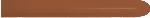 GLOBO LATEX FASHION SLD CARAMEL 7.5cmx150cm