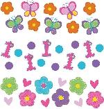 Confeti Sweet Birthday Girl 3 Pack Value