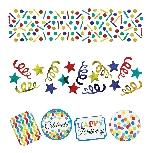 Confeti Bright Birthday Value Pack 34g