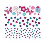 Confeti Bright Sequin Foil & Paper 34g
