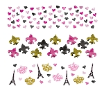 Confeti A Day in Paris 3 Pack 34g