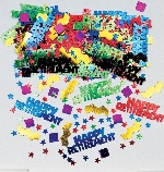 Confeti Rocking Retirement Multi Metallic Mix  - 14g