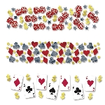 Confeti Casino 3 Pack