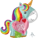 18'' FOR UNICORNIO LOVE (EMPAQUETADOS)