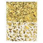 Confeti Gold Sparkle Foil Shred 42g