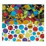 Confeti Multi Coloured Dots 70g