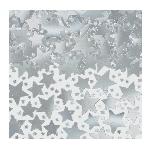 Confeti Silver Star 70g
