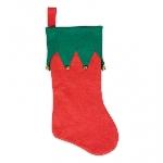 Calcetin Christmas Jingle Bell 43cm