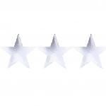 Recortable 12.7cm:STAR silver