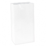 Bolsa papel White Mini