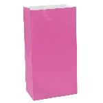 Bolsa papel Bright Pink Mini