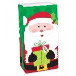 Bolsa Santa Paper Treat 29cm x 12cm x 8cm